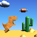 A Good Run: T-rex Jump 3D icon