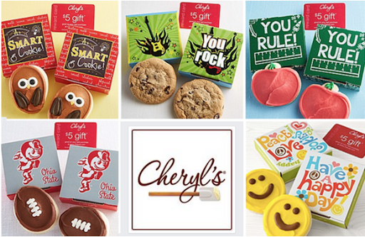 Cheryl's Cookie Cards Only $5.