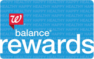 Balance Rewards®