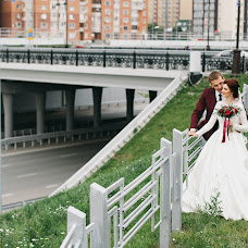 Fotógrafo de casamento Evgeniy Zagurskiy (NFox). Foto de 28.11.2017