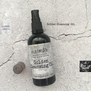 黃金卸妝油 Golden Cleansing Oil [EP1720]