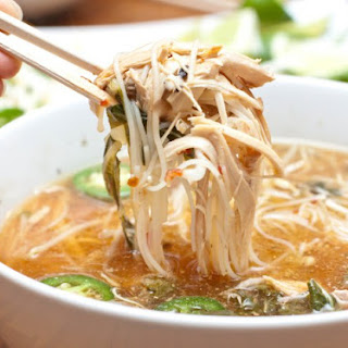 Crockpot Chicken Phở