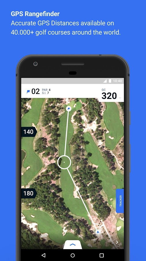 Hole19: Golf GPS App, Rangefinder & Scorecard- screenshot
