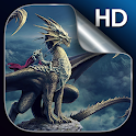 HD Dragons Live Wallpaper icon
