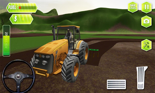Harvest Farm Tractor Simulator