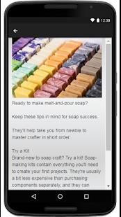 Soap Mold - náhled