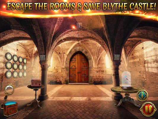 Escape Games Blythe Castle- screenshot