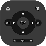 Remote for Android TV's / Devices: CodeMatics 1.2