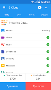 G Cloud Backup App Download For Android 4