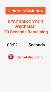 VoMail Free Video Voicemail - náhled
