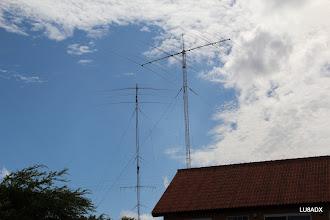 Photo: Vista de las dos torres usadas