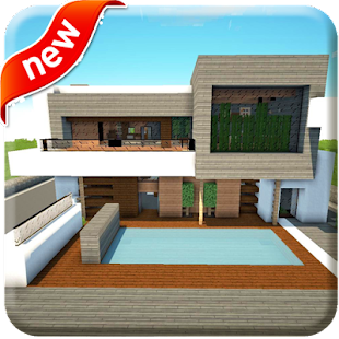 697 Minecraft House Designs Ideas - Android Apps on Google Play