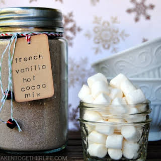 French Vanilla Hot Cocoa Mix.