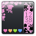 Lady Style Gear Fit Clock icon