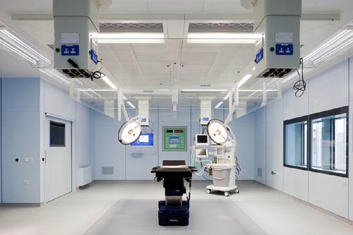 Tầm quan trọng của thiết kế phòng sạch bệnh viện