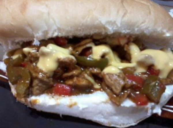 Quick & Easy Philly Cheese Steaks Recipe