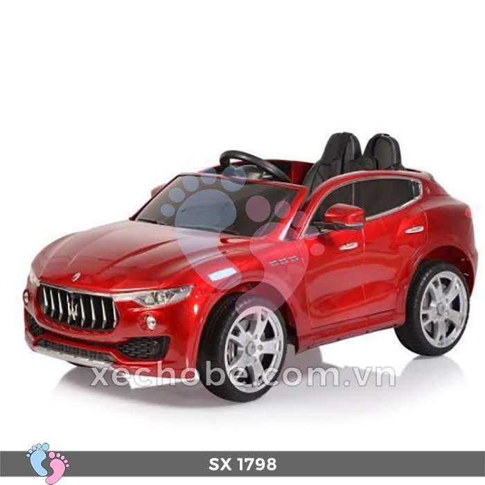 Xe hơi điện cho bé Maserati SX-1798 5