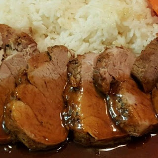 Slow Cooker Apple Cider Braised Pork Recipe