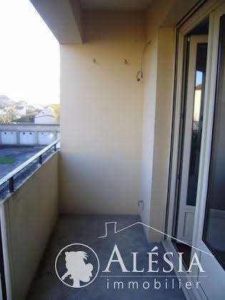 Location appartement 2 pièces 48,38 m2