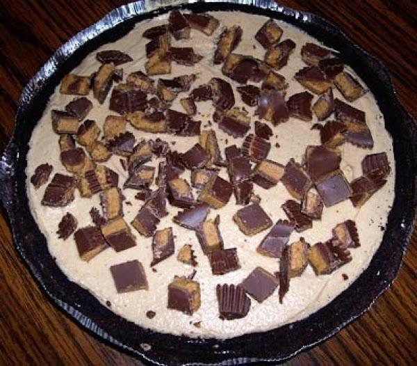 Reese's Peanut Butter Pie Recipe