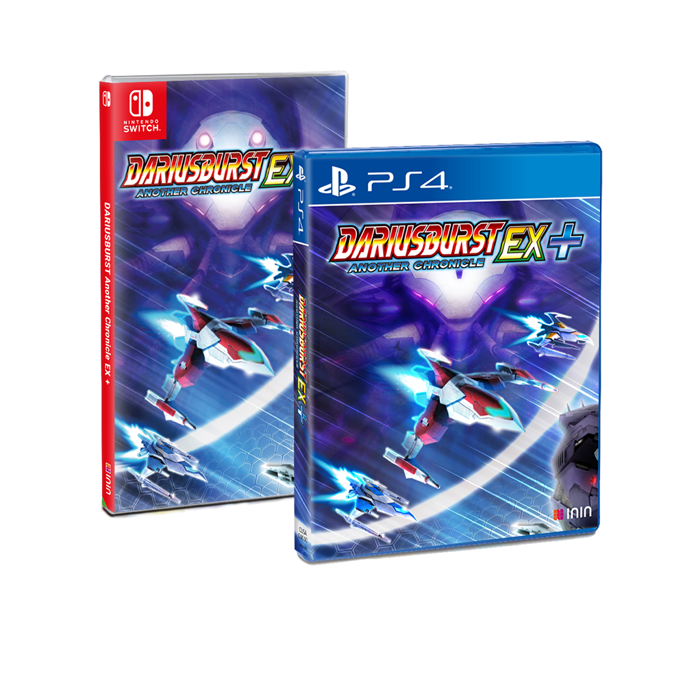 PS4 and NSW Packshots