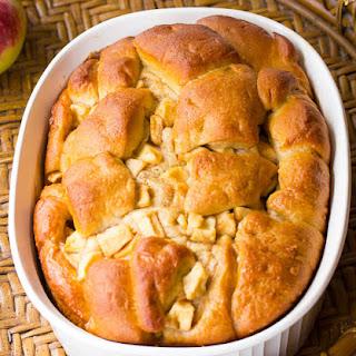 Apple Challah Bread