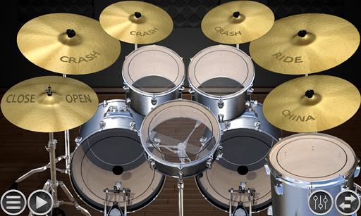 Simple Drums Basic - The Realistic Drum Simulator fond d'écran 2