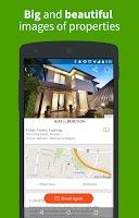 Screenshot of Domain Real Estate & Property