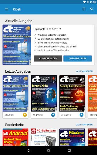 c't Magazin 3.4.7 screenshots 17