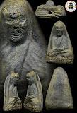 ลป.ทวด วัดประสาทบุญญาวาส พิมพ์ใหญ่ เนื้อเทา ปี 2506 สภาพสวย พร้อมบัตรรับรอง