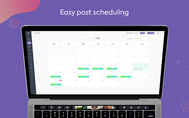 Picpost Scheduling Tool For Instagram