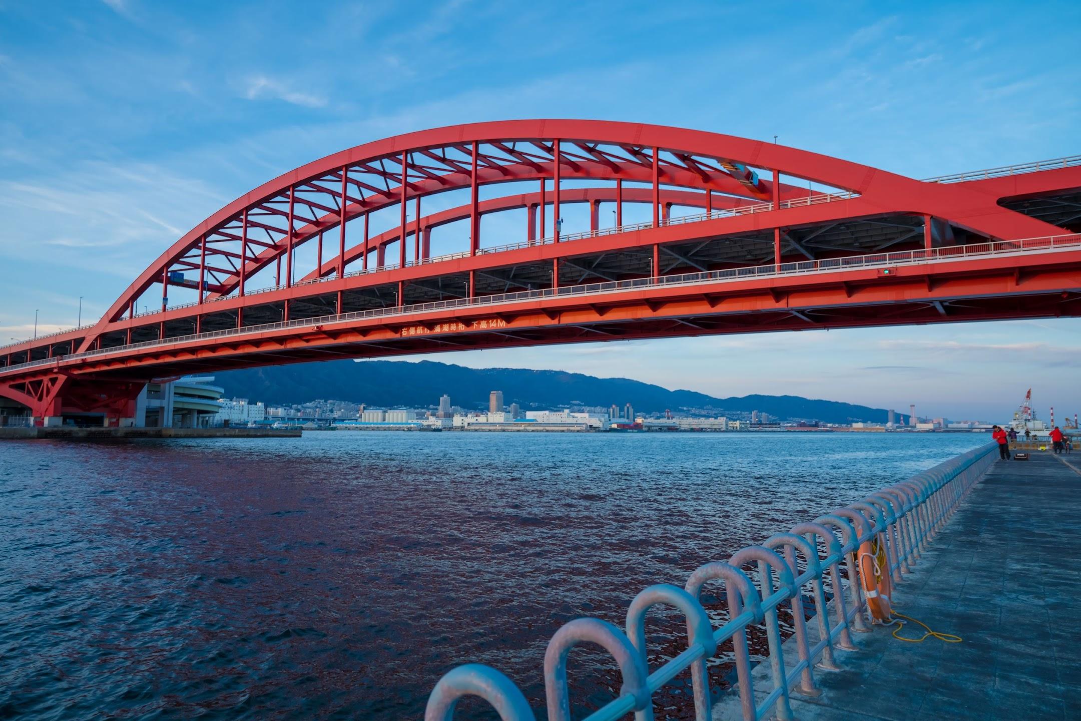 Kobe Great Bridge2