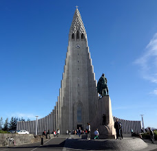 Photo: Hallgrímskirkja Church is pretty impressive!