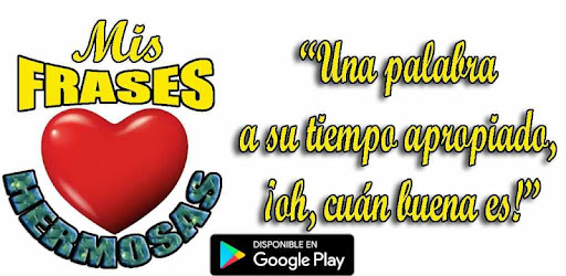 Mis frases hermosas - Apps on Google Play