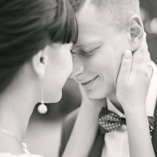 Wedding photographer Stasya Maevskaya (Stasyama). Photo of 04.09.2017