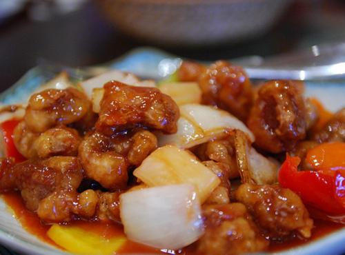 Sweet And Sour Pork By Pat Duran Recipe