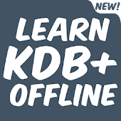 Learn KDB Offline