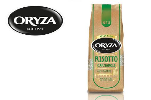 Bild für Cashback-Angebot: ORYZA Selection Risotto Carnaroli - Oryza