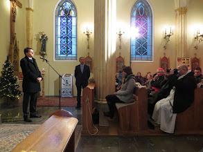 Photo: Приветствие консула ГК Республики Польша Пана Яна Здановского.Фото Юлии Карловой