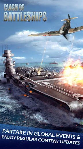 Clash of Battleships - COB screenshot 1