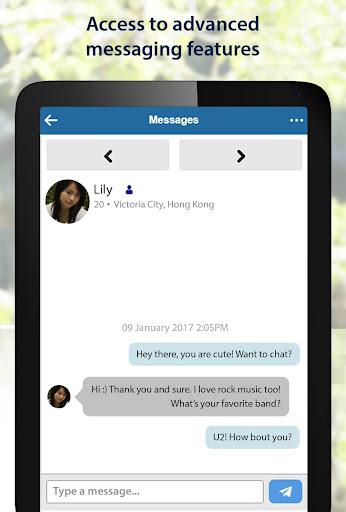 HongKongCupid - Hong Kong Dating App 3.1.7.2496 Screenshots 8