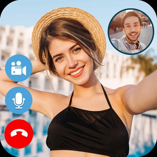 Fake Video Call : Girlfriend Fake Time Simulator