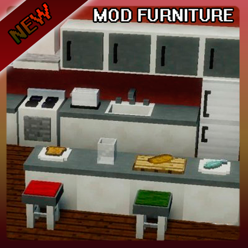 Mod Furniture for MCPE