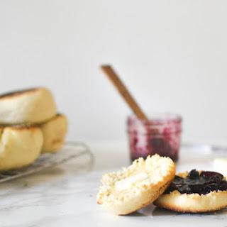 Pretend Sourdough English Muffins