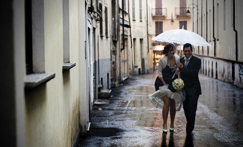 Sposa bagnata... Sposa fortunata... di Freestylephoto