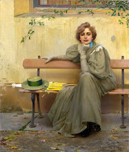 """Photo: Vittorio Matteo Corcos, """"Sogni"""" (1896)"""