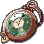 Đồng Hồ Nhà Mạo Hiểm - Adventurer's Pocket Watch