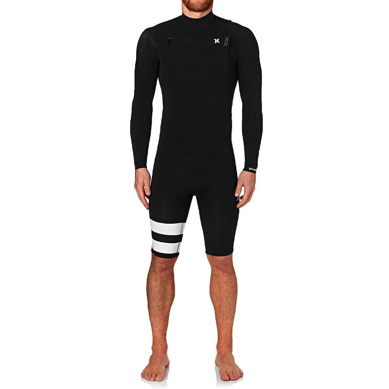 wetsuit man - HURLEY  Fusion 2/2 long sleeve