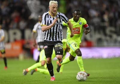 Charleroi snoepte AA Gent drie belangrijke punten af