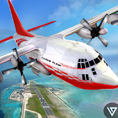 City Airplane Flight Simulator 2018